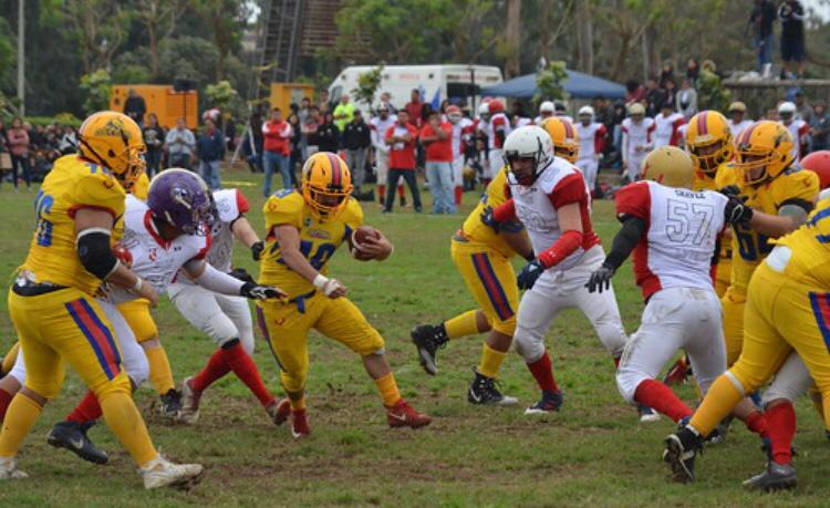 Fútbol americano, para disfrutar en Tulio Ospina y Marte - El Colombiano