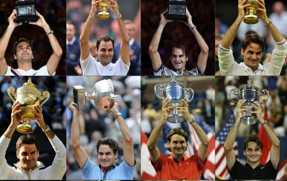 Roger Federer, campeón eterno