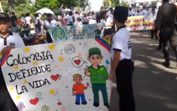 FOTO: CAPTURA DE VIDEO FACEBOOK MI REGIÓN 360