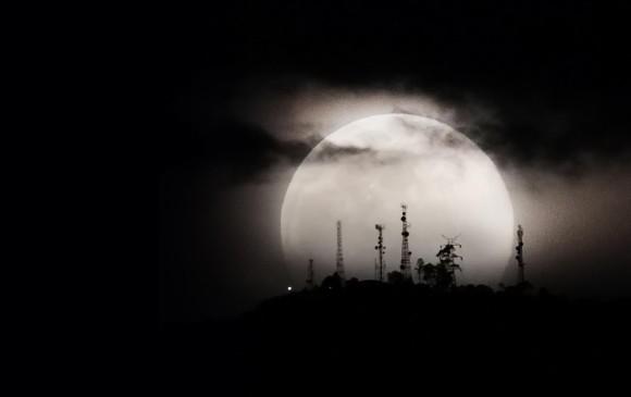 Al fin de qu color veremos la luna hoy for Hoy hay cambio de luna