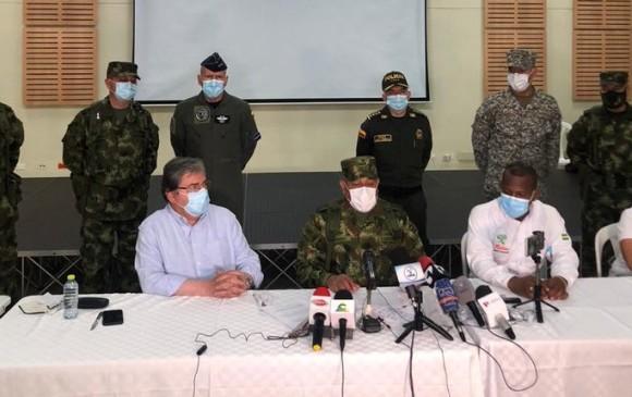 Gobierno ofrece $100 millones de recompensa por masacre en Cauca