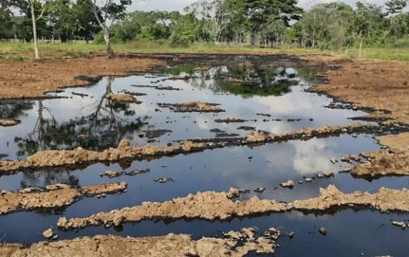 Coveñas en Arauca: Nuevo atentado al oleoducto Caño Limón
