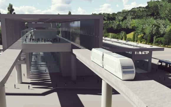 Comenzó licitación del tren automático de Rionegro que costaría $1,6 billones