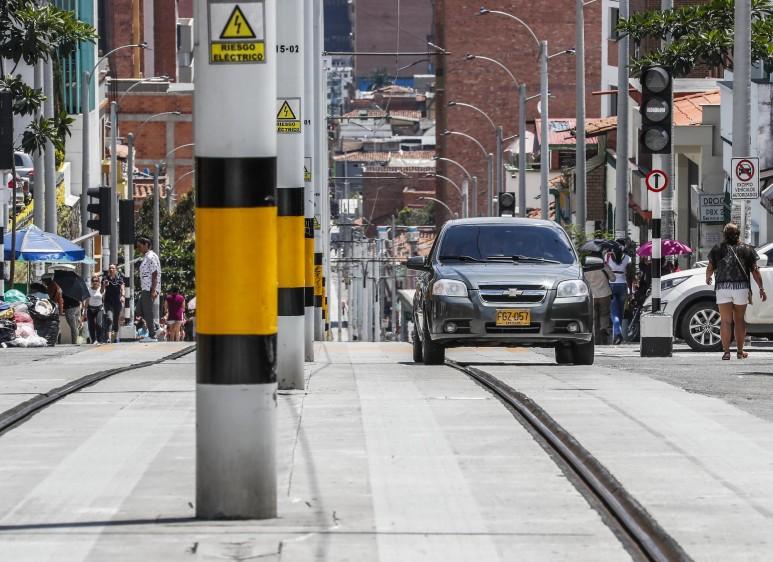 Buenos Aires calle 49 con carrera 33 y 34. Foto: Róbinson Sáenz