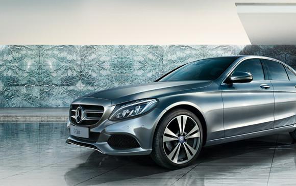 2. Mercedes-Benz Clase C (Premium)