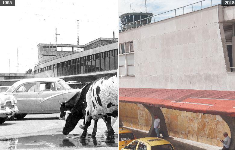 Aeropuerto Olaya Herrera, la morada de Gardel y dos Papas - El Colombiano