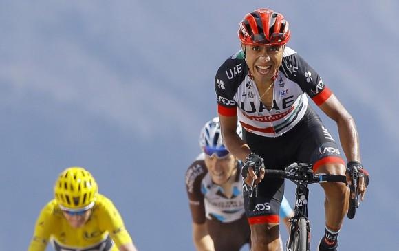 Tour de Francia: el Galibier, propiedad del esloveno Roglic