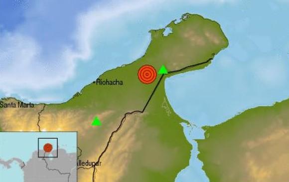 Sismo de 5.5 grados sacudió gran parte de la Costa Caribe