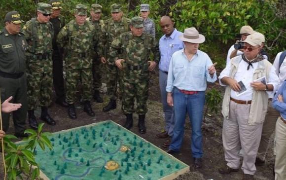 COLOMBIA: El mayor parque natural del país, libre de cultivos de coca