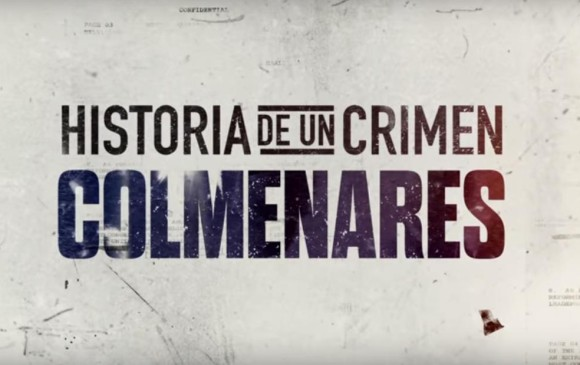 Netflix estrenó tráiler de la serie sobre muerte de Luis Andrés Colmenares