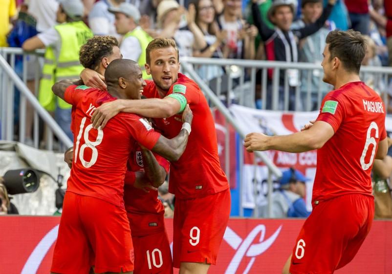 Con el de Maguire, Inglaterra tiene la generación más goleadora de su historia en la competición con 11 tantos, igualando su mejor marca lograda en 1966 cuando se consagraron campeones por primera y única vez, en su propio territorio. FOTO JUAN ANTONIO SANCHEZ