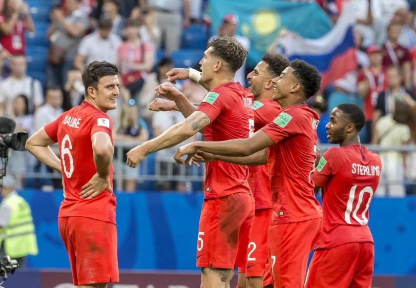 Ahora, Inglaterra aguarda expectante a su rival para la penúltima instancia, que saldrá del ganador del último juego de cuartos entre la anfitriona Rusia y Croacia. FOTO JUAN ANTONIO SANCHEZ