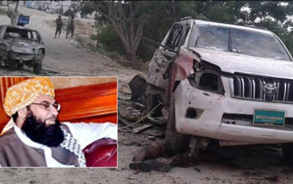 Atentado contra senador en Pakistán deja 25 muertos