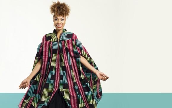 Los colores africanos de lía samantha