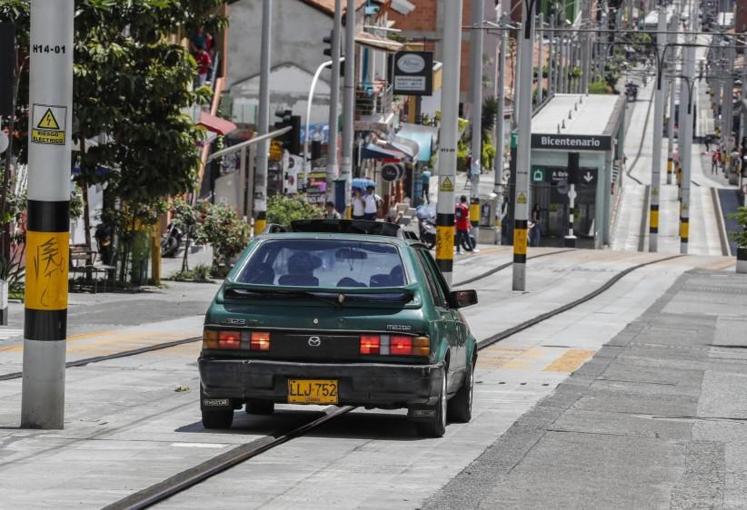 Barrio Buenos Aires sector sagrado corazón calle 49 con carrera 36A. Foto: Róbinson Sáenz