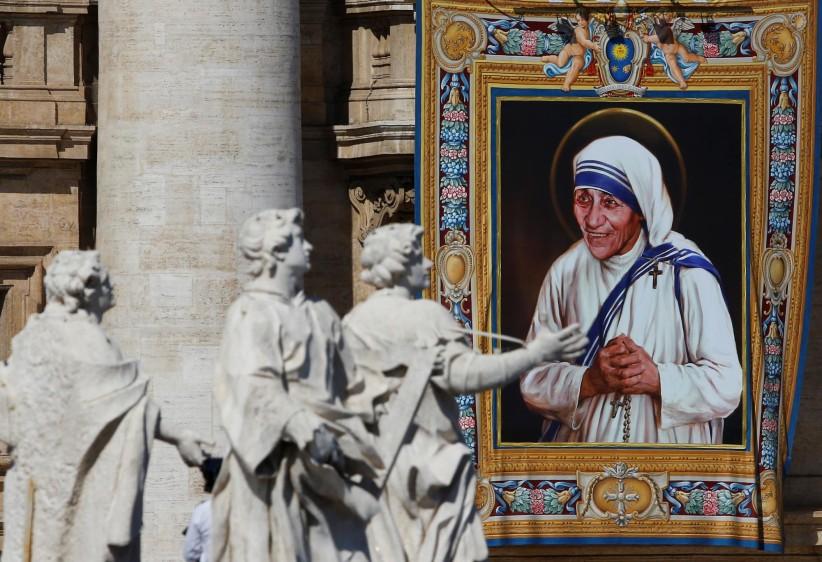 Resultado de imagen para imagenes de santa teresa de calcuta