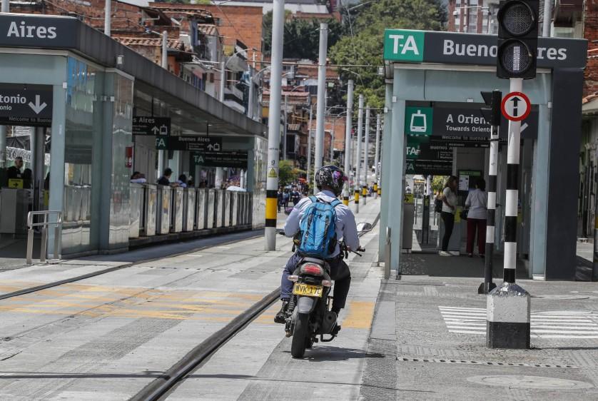 Buenos Aires calle 49 con carrera 31. Foto: Róbinson Sáenz
