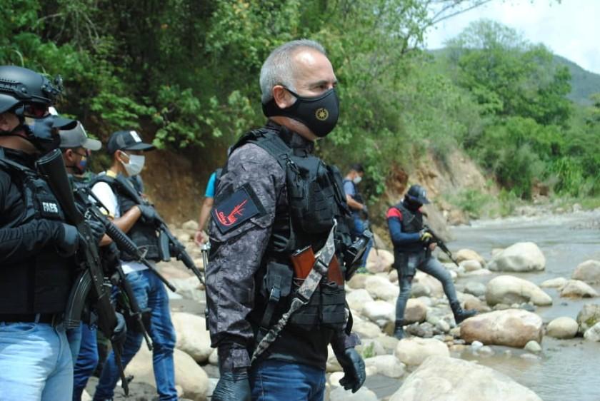 """Funcionario de Maduro declara la guerra a los """"trocheros"""" en frontera con  Norte de Santander"""