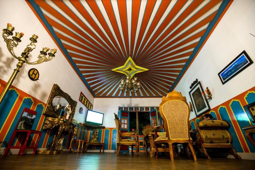 La conservación de la arquitectura colonial es parte fundamental para el turismo de la zona. Foto: Julio César Herrera