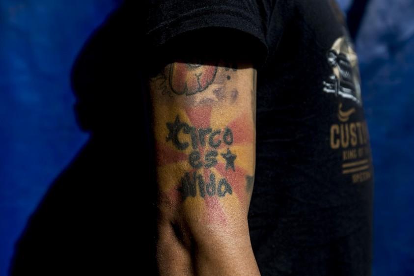 Circo es vida. FOTO: SANTIAGO MESA.