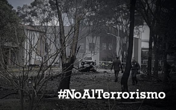 21 fallecidos y 68 heridos por explosión en escuela de Policía