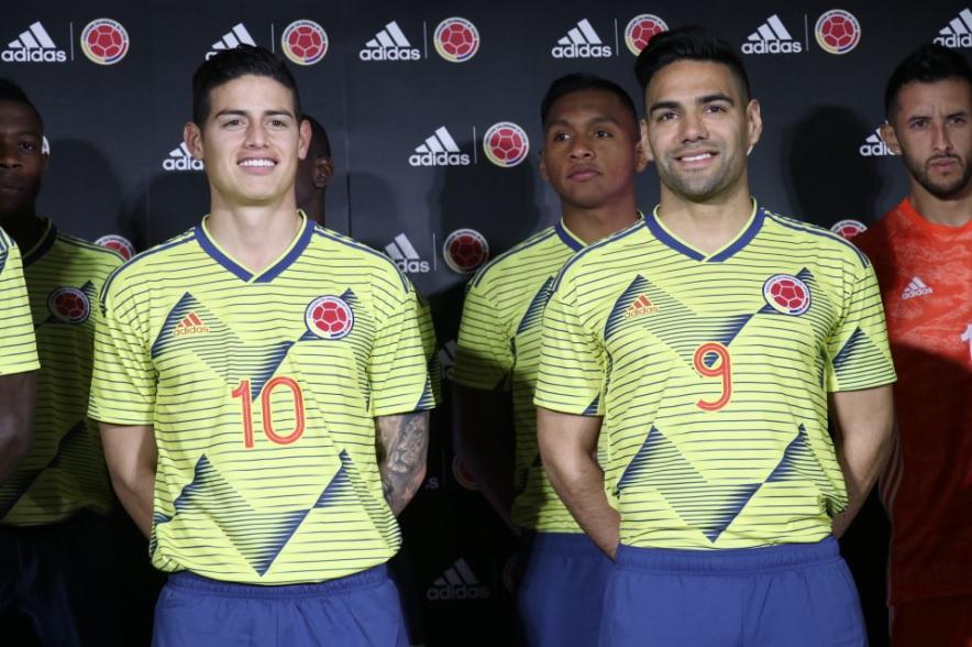 Nueva Camiseta De Colombia 2019 Detail: En Japón Se Presentó La Nueva Camiseta De La Selección