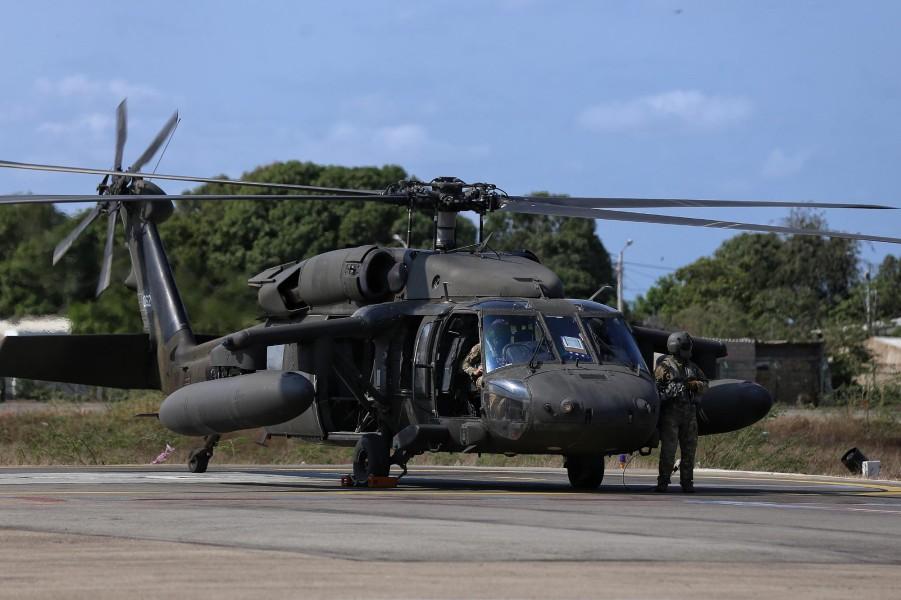 Ejército confirma 9 muertos y 6 heridos en accidente de Black Hawk en Vaupés