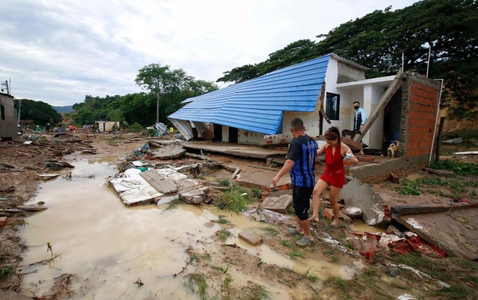 La ola invernal deja seis muertos y ocho desaparecidos en Cúcuta