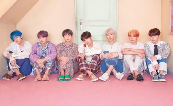 BTS lanza
