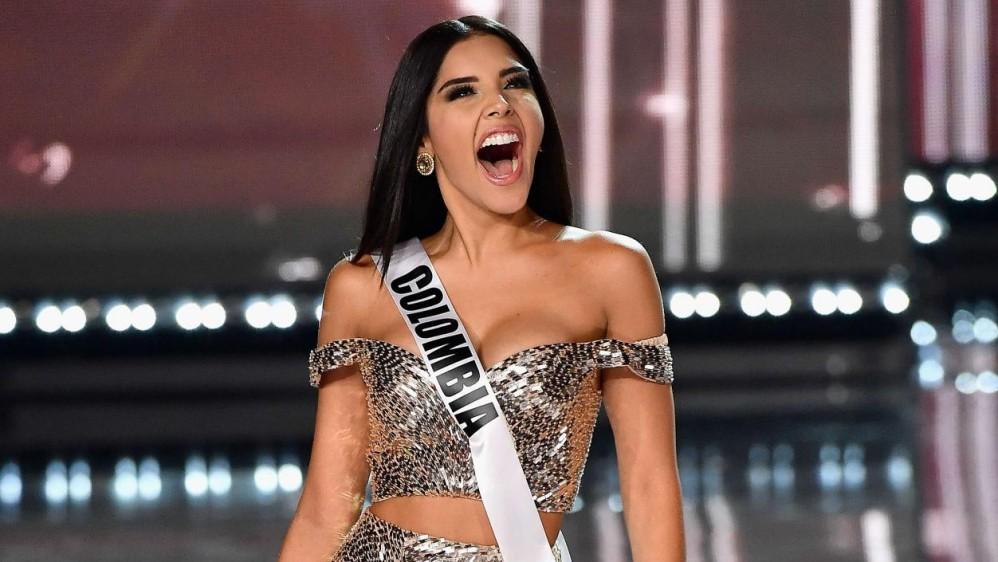 La expontaneidad de Laura González fue notoria. FOTO AFP