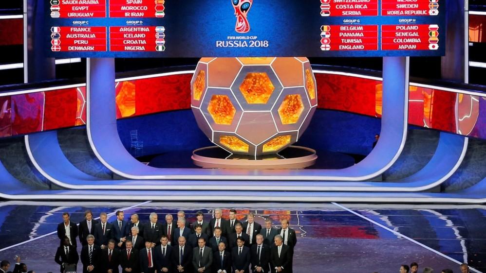 El 14 de junio de 2018, Rusia y Arabia Saudí jugarán el partido inaugural del Mundial. FOTO EFE