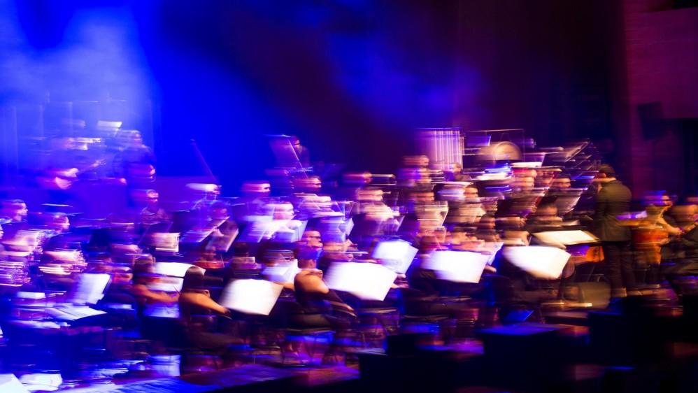 El origen de estos conciertos tributo es apoyar a niños ciegos o con baja visión dentro del programa Música para ver. FOTO: CARLOS VELÁSQUEZ