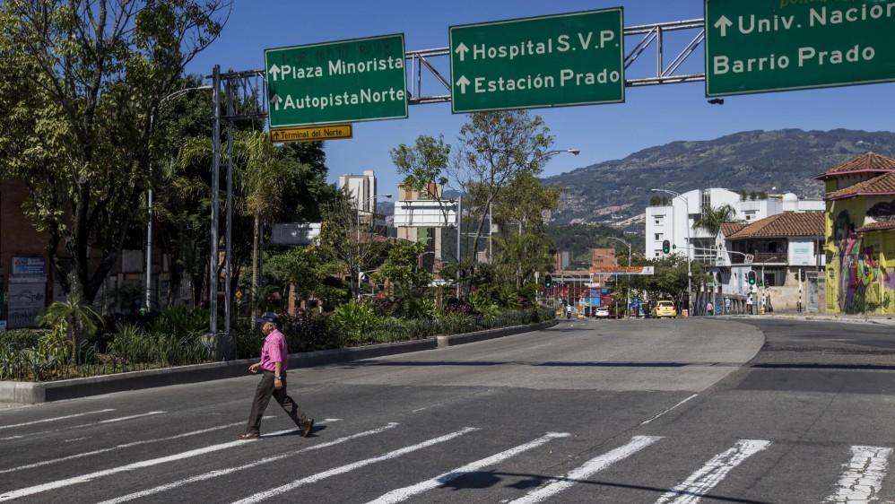 Avenida Oriental. Foto: Santiago Mesa.