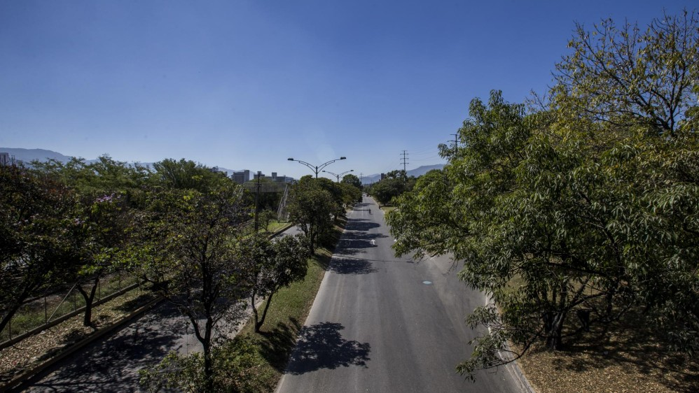 Autopista Sur. Foto: Santiago Mesa.