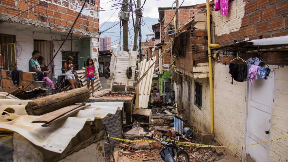 15 personas afectadas, incluidos tres menores de edad, arrojó el censo de afectados de la emergencia. Foto: Carlos Velásquez