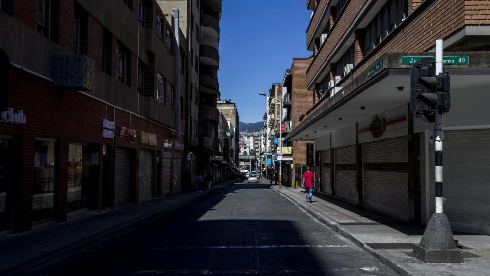 Avenida Maracaibo. Foto: Santiago Mesa.