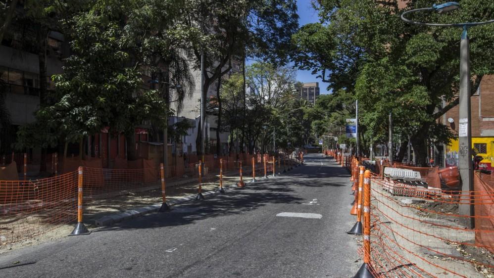 Avenida La Playa. Foto: Santiago Mesa.