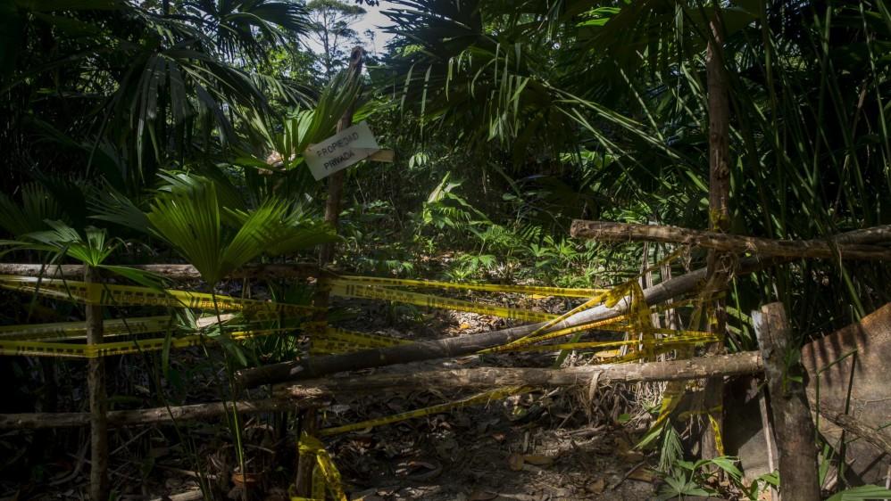 Los testimonios de los refugiados que han intentado cruzar varias veces, es que en la selva sufren de hambre y son atacados por el ejército panameño, por grupos ilegales y por los mismos coyotes en algunas oportunidades. Foto: Esteban Vanegas
