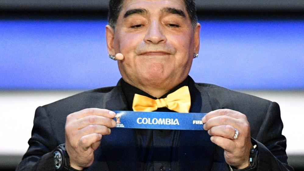 Colombia quedó emparejada en el Grupo H con Polonia (cabeza de serie), Senegal y Japón. FOTO AFP