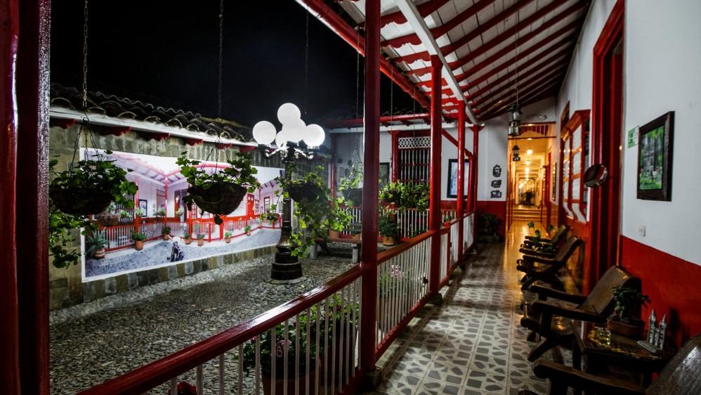 Cuenta con un gran número de casas coloniales, las cuales se han convertido en grandes hoteles para atender el alto flujo de turistas. Foto: Julio César Herrera