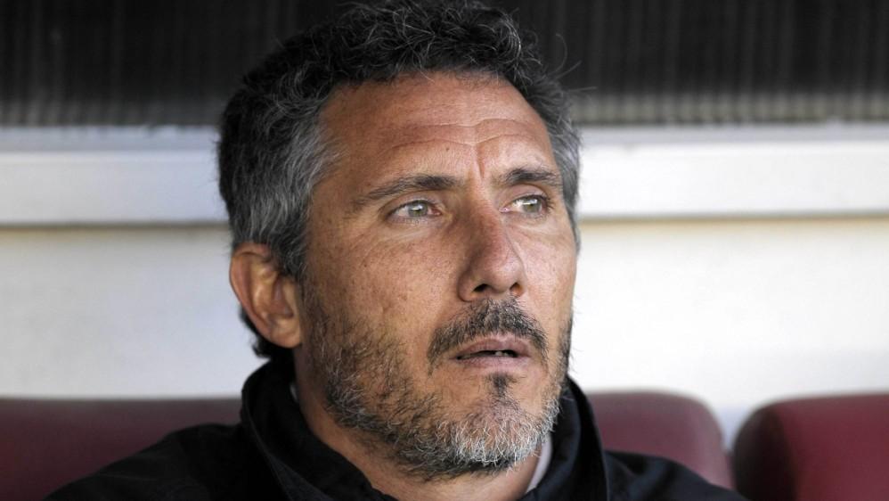 Diego Cagña: Ganador de 13 títulos con Boca Juniors como jugador y como técnico tiene dos subtítulos del torneo argentino. Llegó a dirigir a Bucaramanga. FOTO EFE