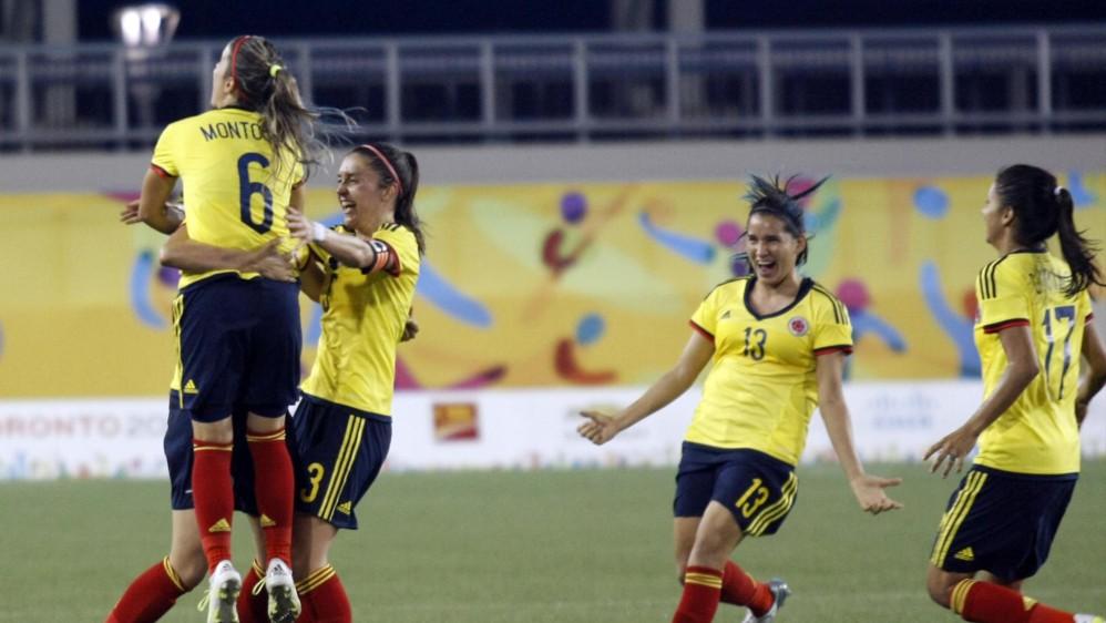 Colombia derrot� a Argentina y jugar� semifinales en los Panamericanos