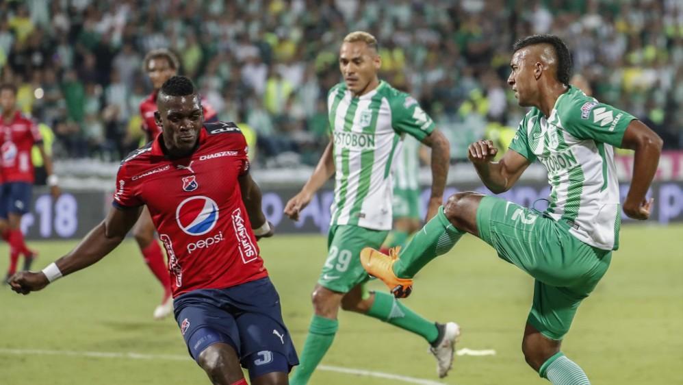 El lateral Cristian Mafla fue uno de los que más aportó en ataque. FOTOS JAIME PÉREZ Y ROBINSON SÁENZ