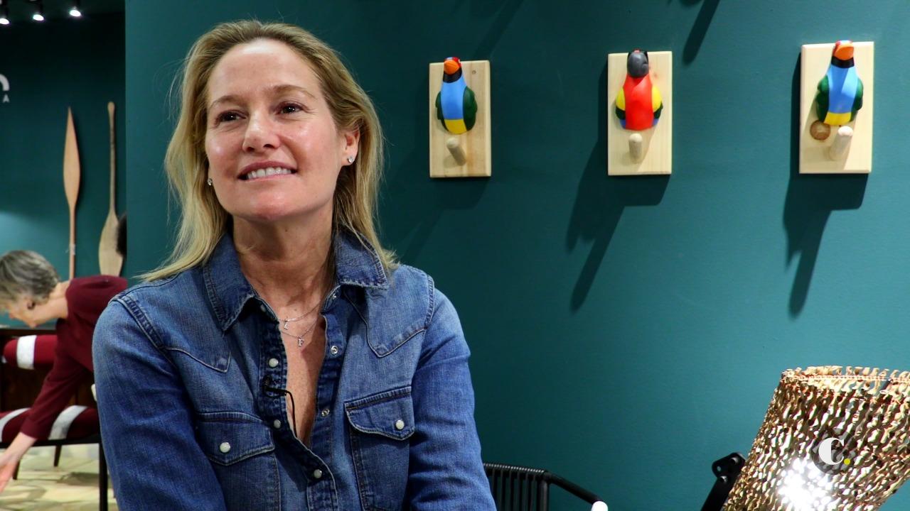 Fiona Ferrer Leoni en Expoartesano 2019