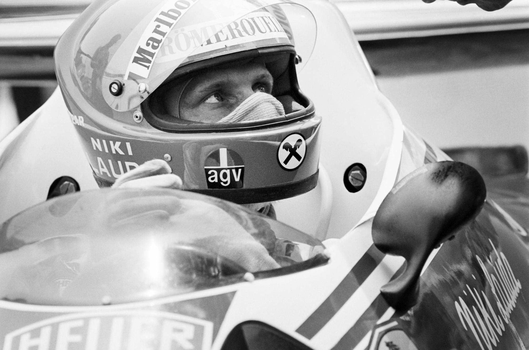 Muere el tres veces campeón del mundo de F1, Niki Lauda